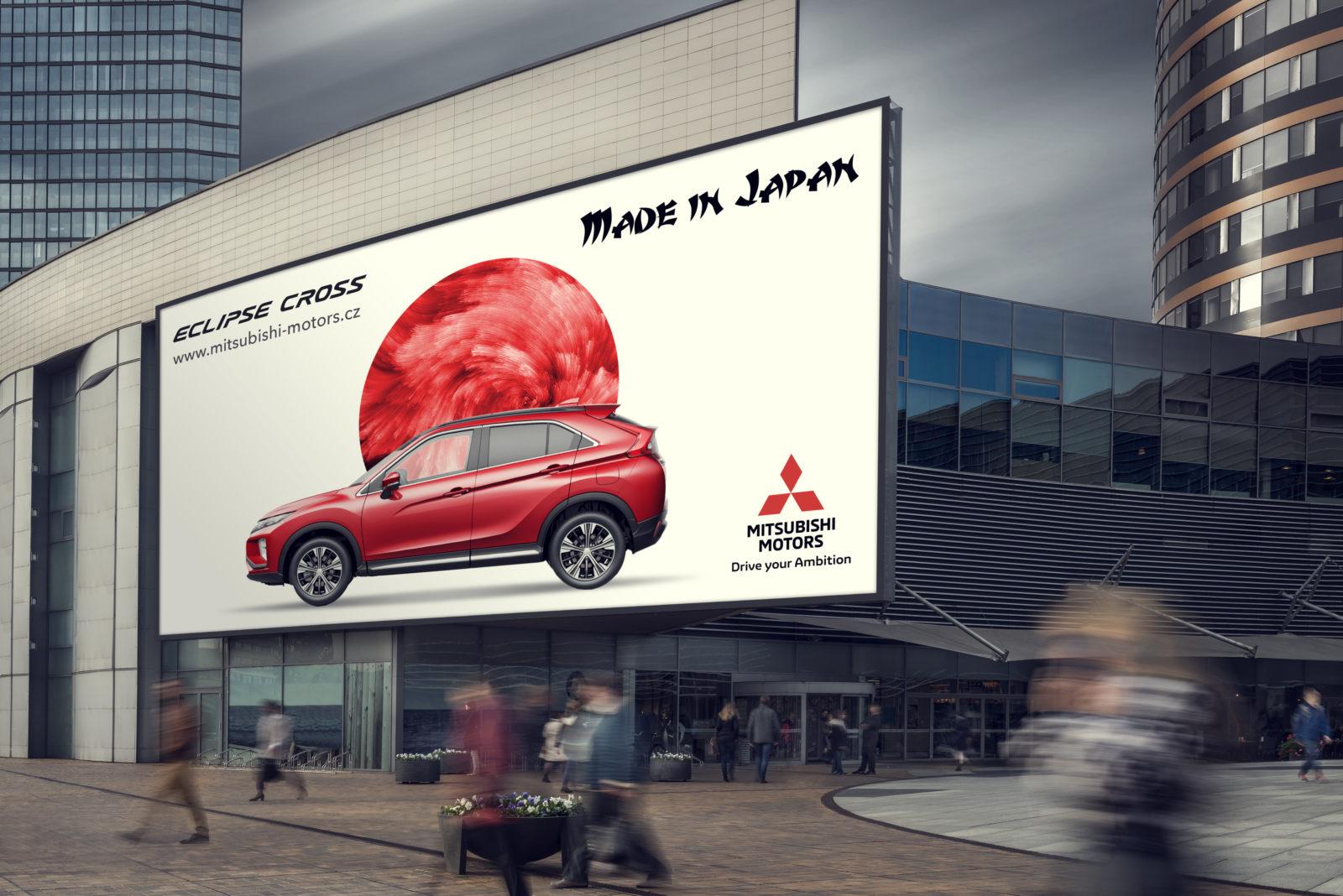 Mitsubishi Billboard