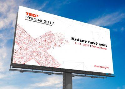TEDx Billboard